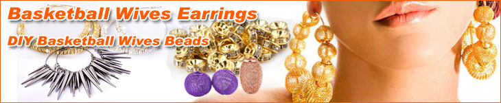 Basketball Wives Earrings