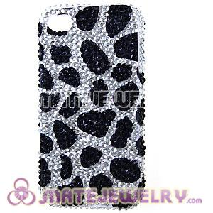 Designer Crystal Back Cover Cases For iPhone 4 iPhone 4S