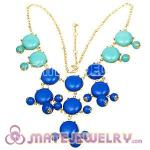 New Fashion Bubble Bib Statement Necklace