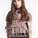 Wholesale 100% Cottony Urban Retro Pashmina Scarf Shawl For Women
