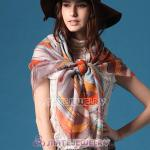 100% Cashmere Wool Scarf Urban Retro Pashmina Scarves Shawl For Women