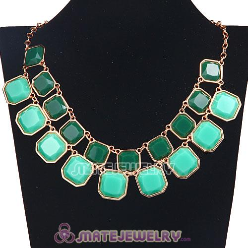 Candy Color 2012 Frame Of Mind Double Row Necklace Wholesale