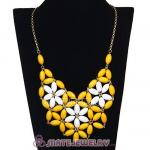 2012 New Fashion Bubble Bib Statement Necklace