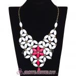 2013 New Fashion Bubble Bib Statement Necklace