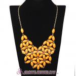 2013 Fashion Jewelry Bubble Bib Necklace For Women
