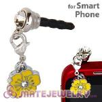 Wholesale Anti Dust Plug With Charms Earphone Jack Accessory