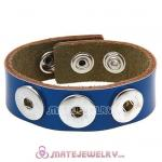 Wholesale Noosa Amsterdam Leather Bracelets