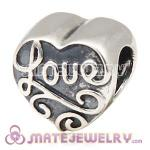 European sterling 925 silver beads